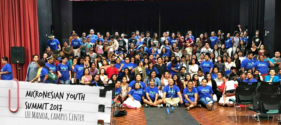 Micronesian Youth Summit – Oahu