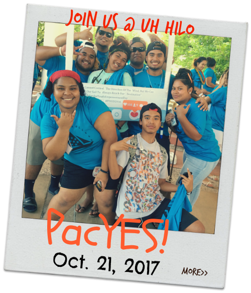 Empowering Big Island Pacific Youth